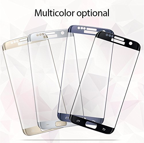 Стекло защитное Aegis 3D Curved Full Cover 3D Glass для Galaxy S6 Edge Белое - Изображение 9173