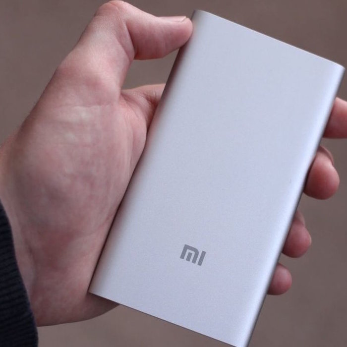 Внешний аккумулятор Power Bank Xiaomi Mi 10000 mAh v.2 Серебро - Изображение 59027