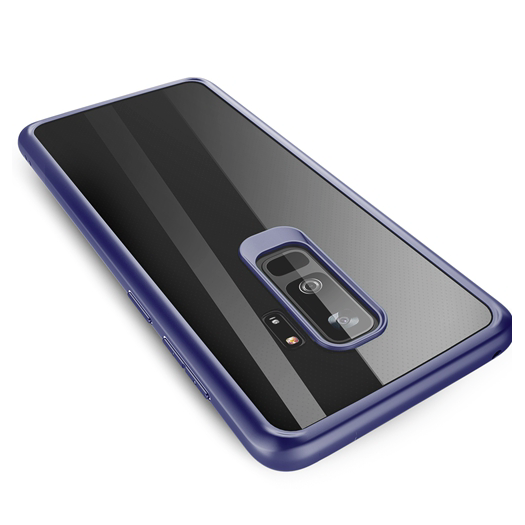 Чехол накладка Devia 360 Full Protection для Samsung Galaxy S9 Plus Синий - Изображение 60533
