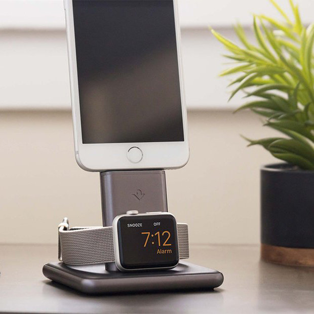 Док станция Twelve South HiRise Duet для iPhone и Apple Watch - Изображение 113366