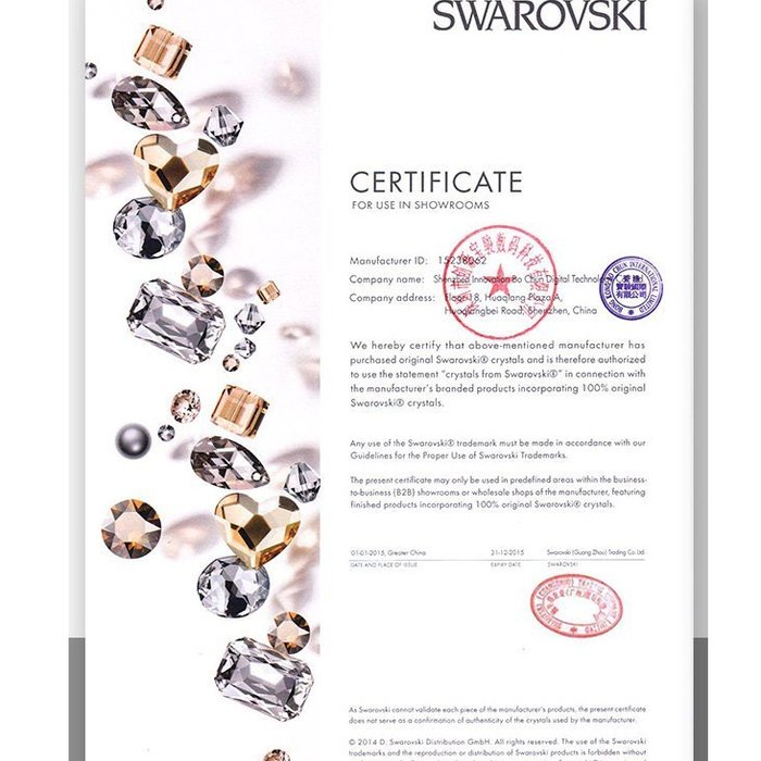 Чехол накладка Swarovski Kingxbar Wish Series для Samsung Galaxy S10 Золотой - Изображение 119694