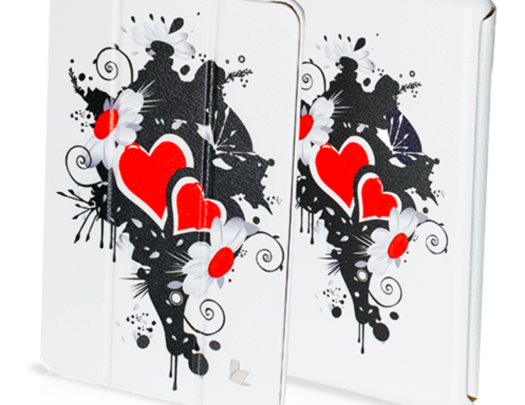 Чехол для iPad mini Jison Case Hearts