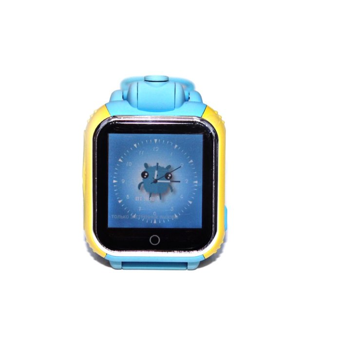 WONLEX Smart Baby Watch Q75 (GW1000) - Голубые - Изображение 30493
