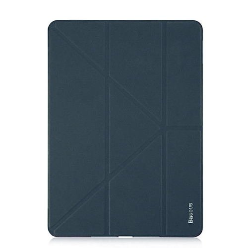 Чехол Baseus Simplism Y-Type Leather Case для iPad Pro 12.9 Синий - Изображение 31993