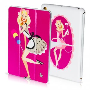Чехол для iPad mini Jison Case Maid