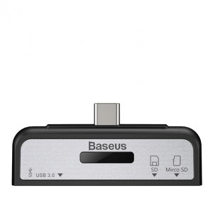 Переходник Baseus Data Migration OTG Card Reader Type C