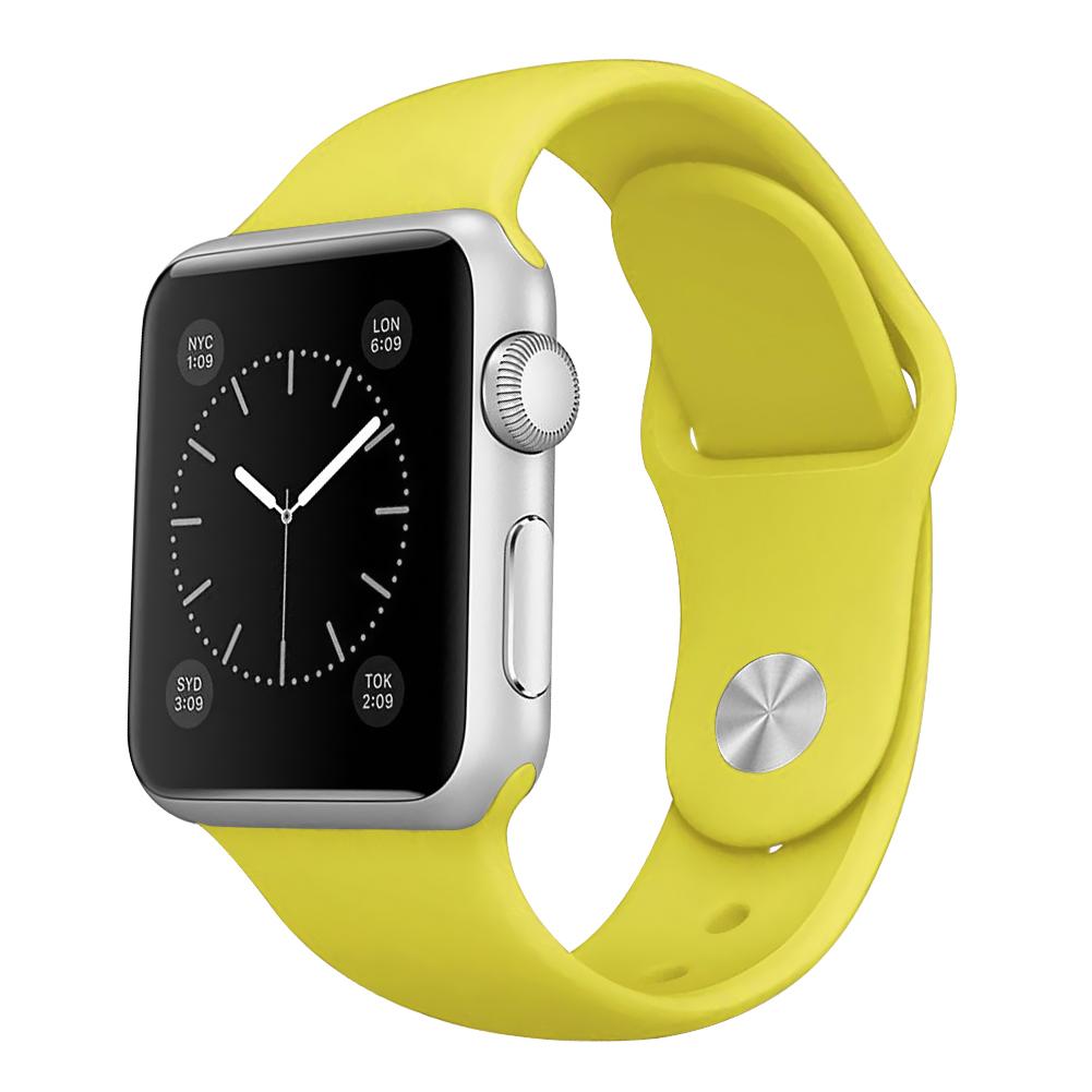 Ремешок apple modern buckle - black черный, для….