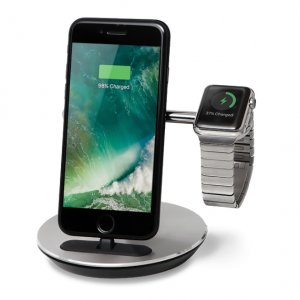 Док станция Freedy MFI lightning + Apple Watch Charging Stand