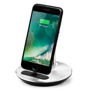 Док станция Freedy MFI lightning Charging Stand для iPhone