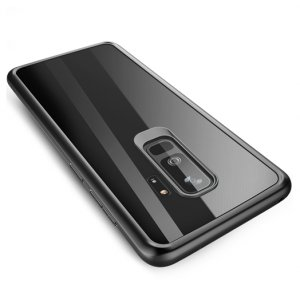 Чехол накладка Devia 360 Full Protection для Samsung Galaxy S9 Plus Черный