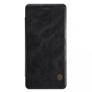 Чехол книжка Nillkin Qin Leather Case для Huawei P9 Lite Черный