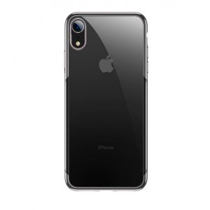 Чехол накладка Baseus Shining Case для iPhone Xr Черный