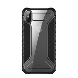 Чехол накладка Baseus Race Case для iPhone Xs Черный