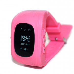 WONLEX Smart Baby Watch Q50 - Розовые